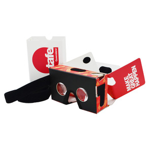 For marketing and promotional with printing vr googles best Marketing Kit vr glasses custom VR Cardboard