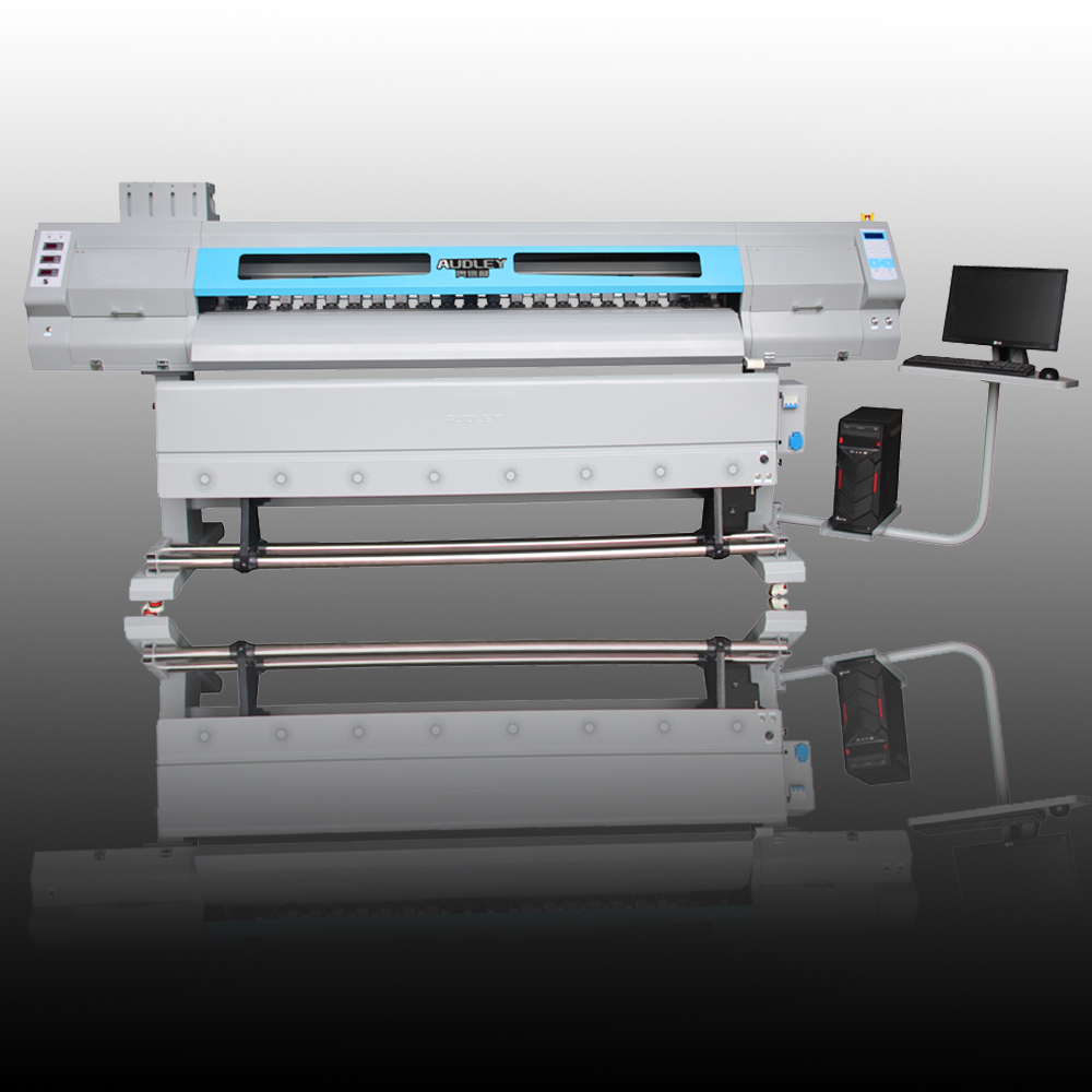 Audley factory best price vinyl printer plotter cutter ADL-S8000