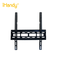 iHandy T52-A NEW UNIVERSAL fixed LCD TV STAND Wall Mount Bracket for 26''-65'' plasma led tv