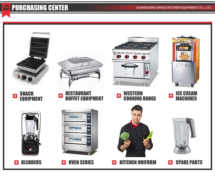 Professionale Commerciale Ristorante bbq Cucina A Gas Griglia Lava Rock Grill Con Mobile