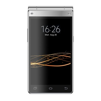 Vkworld T2 Plus Flip 4G Smartphone Quad Core Android 7.0 Metal Frame Mobile Phone