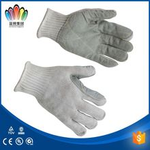 FT SAFETY cow split leather working gloves importer in italy