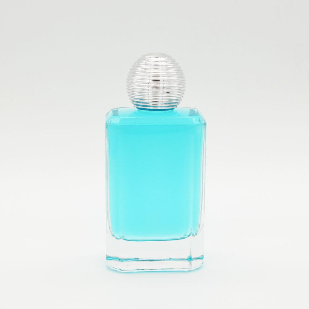 <strong>Trade</strong> Assured Supplier luxury fancy clear empty 100ml spray perfume glass bottle