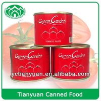 400g Tomato pste with competitive offer