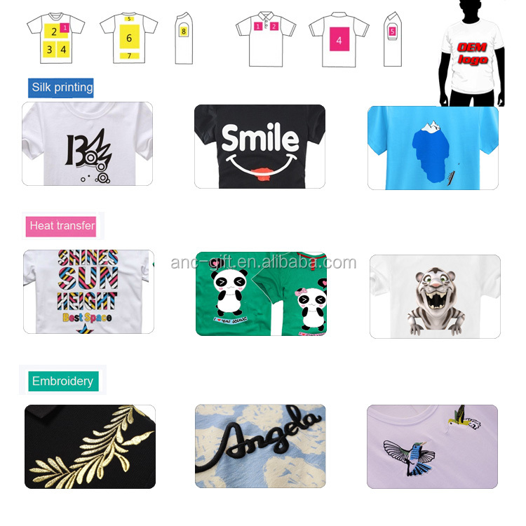 China Manufacturer Wholesale Bulk Plain Diy T Shirts Cheap Price ...