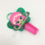 Portable odorless silicone lipstick bracket Silicone Lip Balm Holder