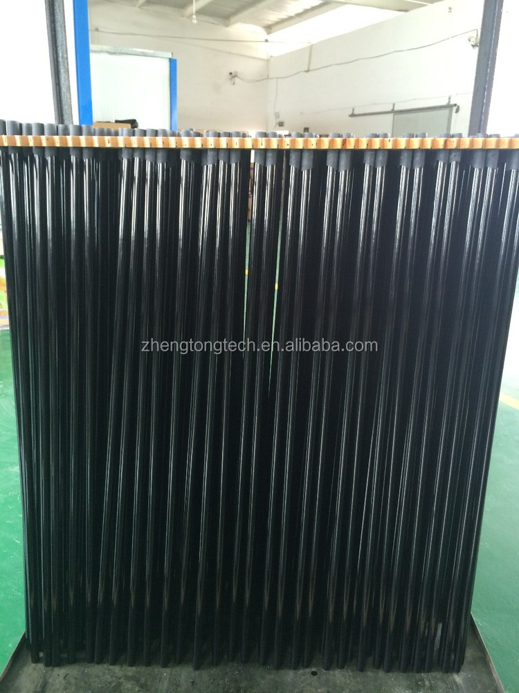 Black Fiberglass Pipe No Painted Fiberglass Tubes Fiber