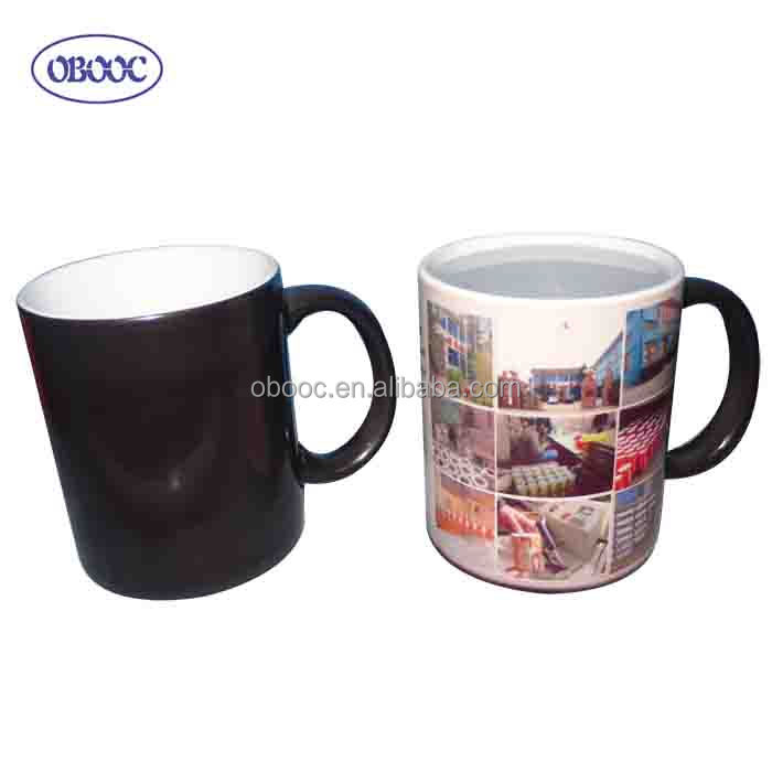 New funny ceramic sublimation mugs cup for heat transfer