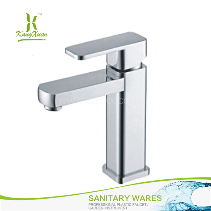 Chrome Plated Abs Plastic Beauty Salon Sink Faucet - Buy Beauty ...