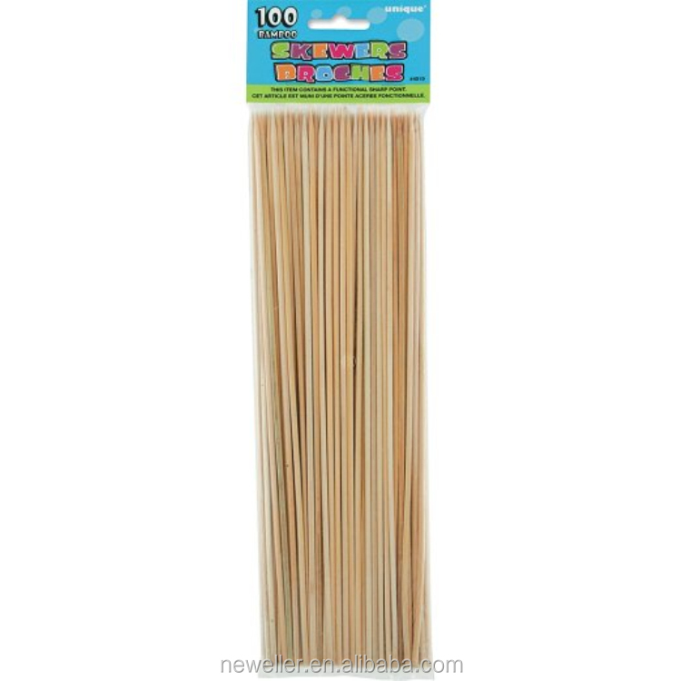 Hot selling wholesale flexible where to buy cheap skewers for party use