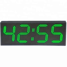 Outdoor Waterdichte 4 Digit LED Sport <span class=keywords><strong>Timer</strong></span> <span class=keywords><strong>Digitale</strong></span> GYM Crossfit <span class=keywords><strong>Timer</strong></span>