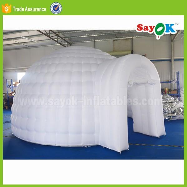 Gonflable Tente,Le Pas Cher Jardin Tente Igloo Gonflable Pour La