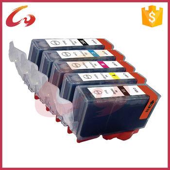100% Satisfaction Ink Cartridge For Canon Ip4680/ip4760/mx868 ...