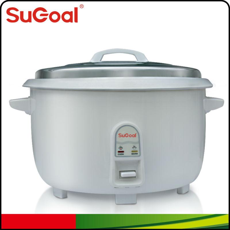 Ukuran Besar Kapasitas Alat Dapur Dan Peralatan 10l 13l 15l Industri Rice Cooker