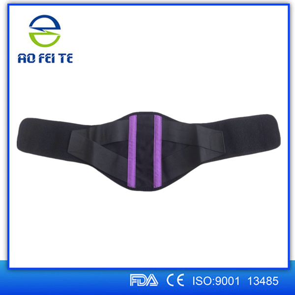 2017 Aofeite Back Support Waist Belt Brace Neoprene Lower Lumber Pain