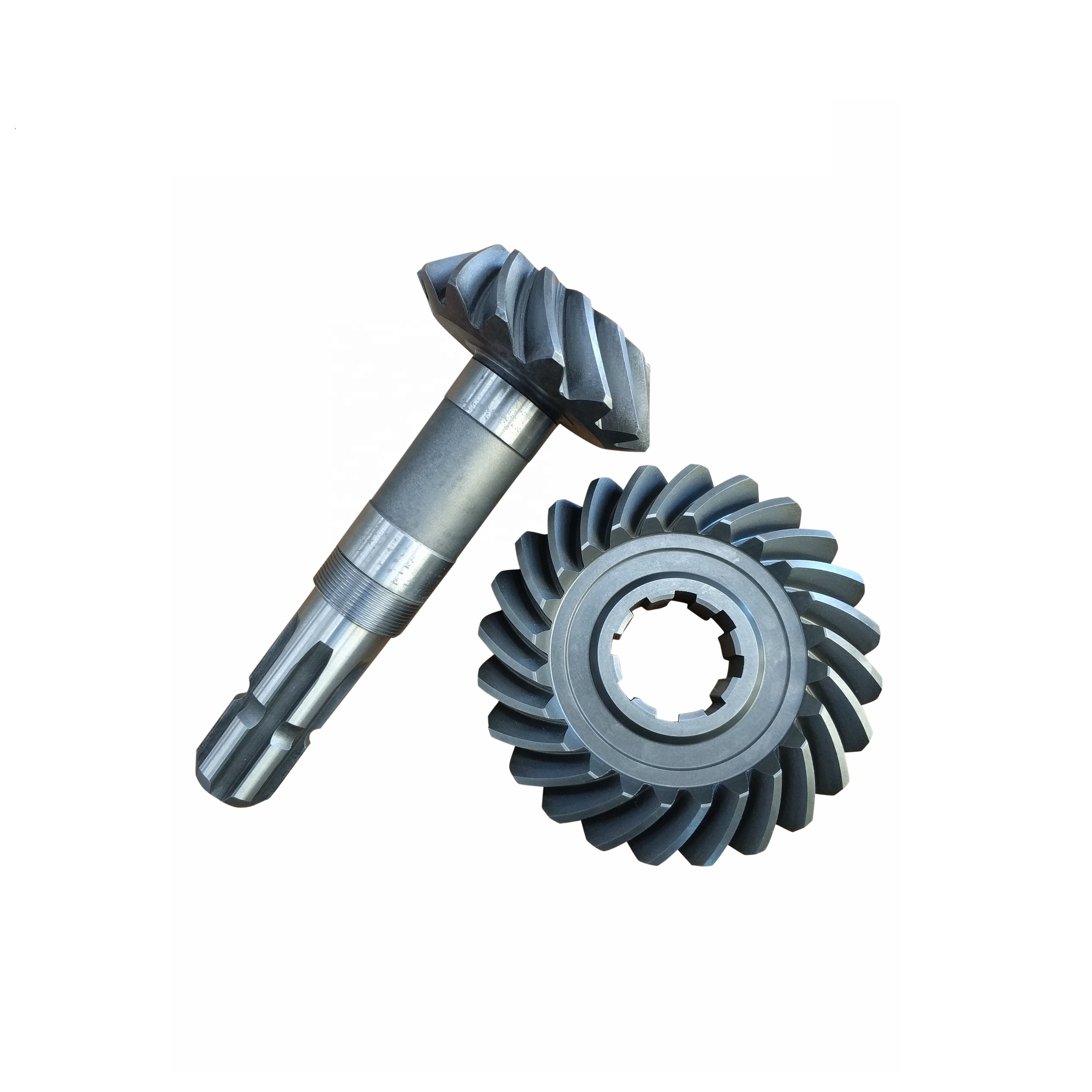 OEM high precision 20CrMnTi bevel <strong>gear</strong>/ helical <strong>gear</strong> steel spiral bevel <strong>gear</strong>