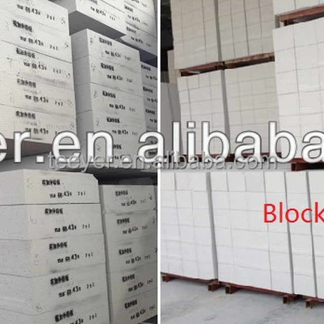 2014 AAC Block Machine for Sale/Hot Sale AAC Brick Machine Price