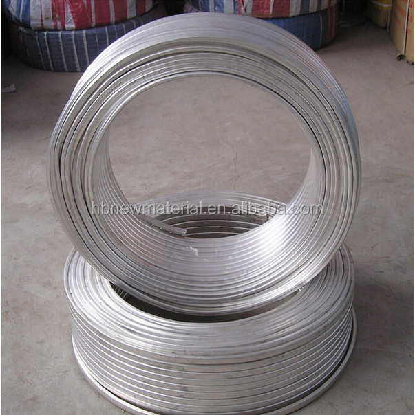 Magnesium ribbon anode for underearth pipelines cathodic protection extruded magnesium ribbon