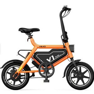 Xiaomi HIMO V1 14 Inch Folding Foldable Bike 36V 7.8 Ah Lithium Battery Moped Electric Bike Electric cycle