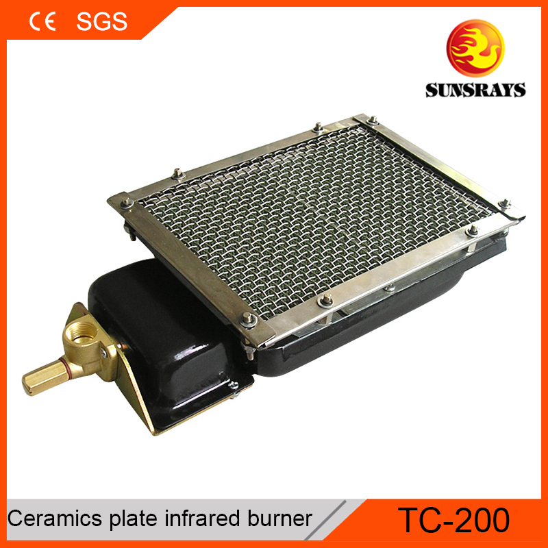 Hot sale export bbq lpg gas burner for pizza oven