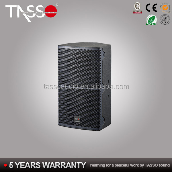 "M10 10""two way powerful stage monitor"