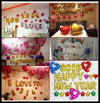 16 Inch 32 Best Happy Birthday Wishes Wholesale Balloons