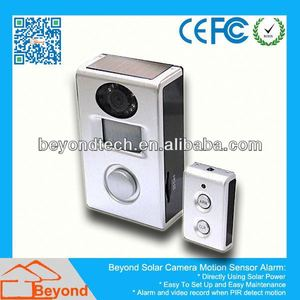 Dahua Ipc Camera Solar Camera Alarm With Video Record and Solar Panel