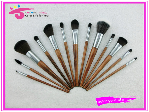 good quality 13 pieces brocha de maquillaje brush factory direct