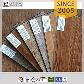 Click Lock Vinyl Plank Flooring/ Wear Resistant Pvc Vinyl Flooring Plank/vinyl  Flooring Prices