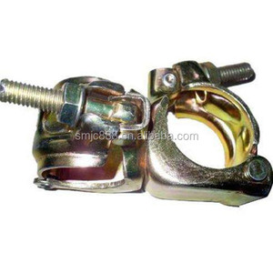 JIS Pressed Double Coupler and Swivel Coupler