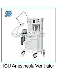AMJ-560B3 Medico Portatile Macchina di Anestesia Con Ventilatore Sia Per Veterinaria E Umani