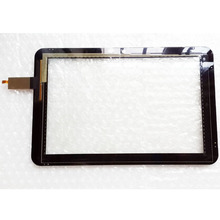 originale per <span class=keywords><strong>hp</strong></span> ardesia 10 hd 3603el touch screen digitizer obiettivo di vetro esterno