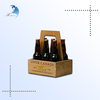6 wine bottles wooden wine box, wine rack, wine crates for sale