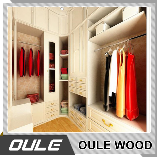 Modern Design Wooden Wardrobe Mdf Ply Board