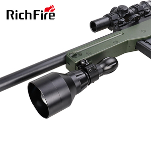 SF-390 Gun Mounted Night hunting torch light
