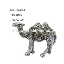 Cheap small polyresin camel figurines