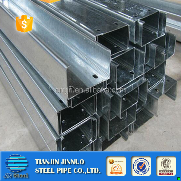 China manufacturer customized parallel flange channel steel