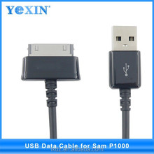 30-polige usb-kabel für samsung galaxy tablet kabel galaxy p1000 usb-kabel