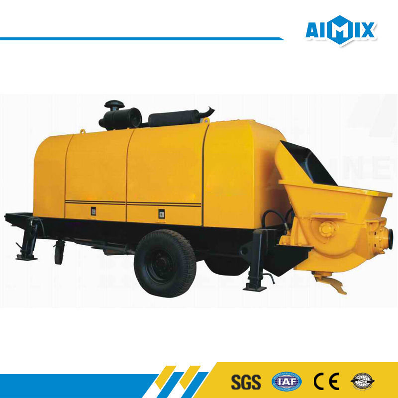 Constuction used price of 40m3/h concrete pump for sale