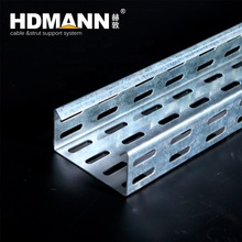 <span class=keywords><strong>HDMANN</strong></span> 防水ホット亜鉛メッキ換気ケーブルトレイ