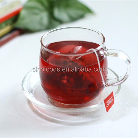 5012 English Breakfast tea for puer and Rose tea bags