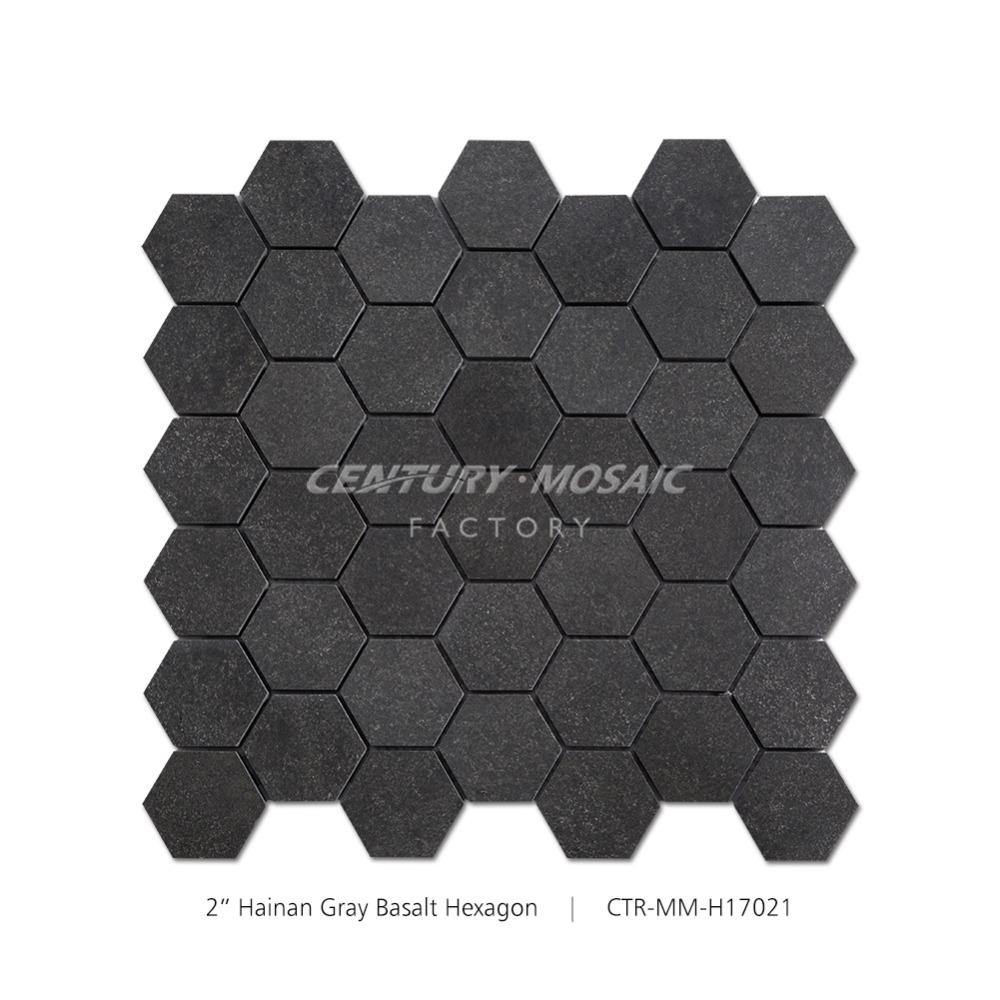 Basalt hexagon mosaic tile basalt hexagon mosaic tile suppliers basalt hexagon mosaic tile basalt hexagon mosaic tile suppliers and manufacturers at alibaba dailygadgetfo Choice Image