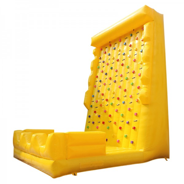 19 x 12 ft. Inflatable Climb Wall