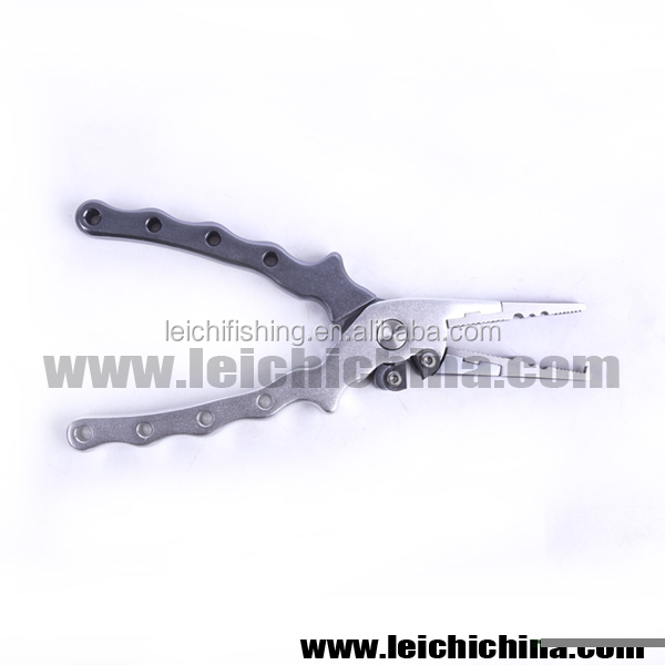 Aluminum high quality fishing Multi founction pliers