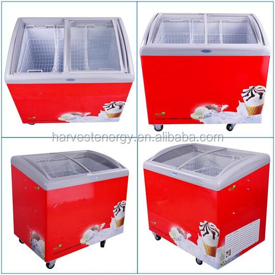 Small Ice Cream Freezer Ice Cream Chest Freezer Single