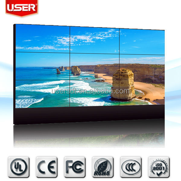 Hottest!!! 55 Inch HD LCD Video Wall Commercial display