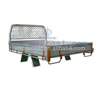 aluminium truck bodies and manufacturers