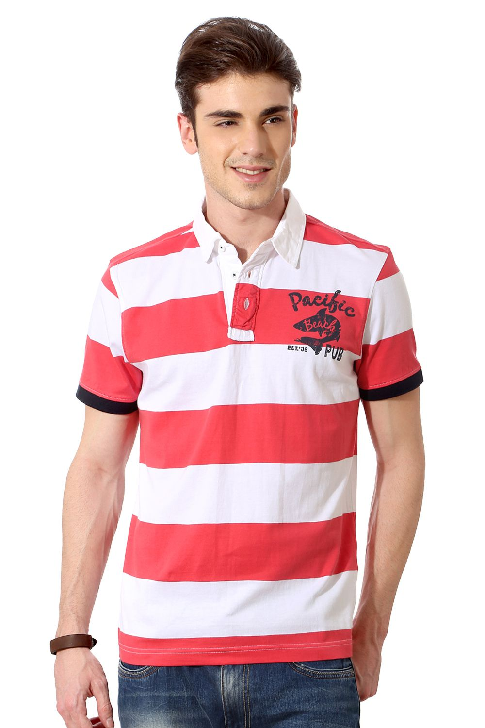 The new fasion style dri fit polo shirts wholesale for men