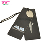 Value-Picked Custom Garment Paper Hang Tags With Metal Logo Tag For Clothing