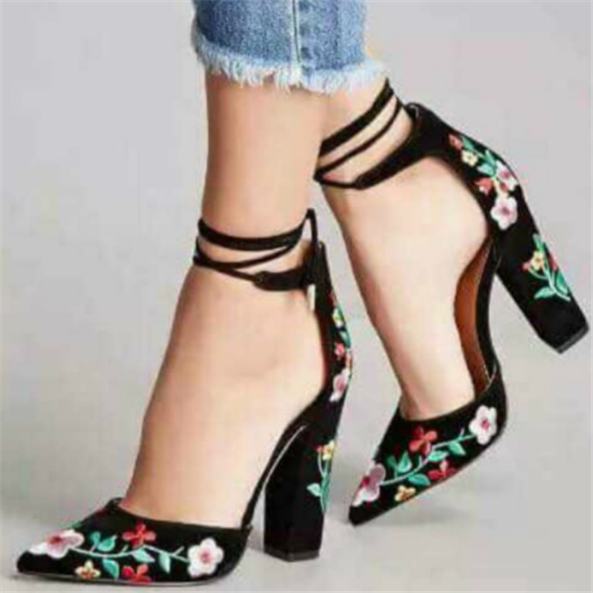 Wholesale Fashion High Heel Shoes